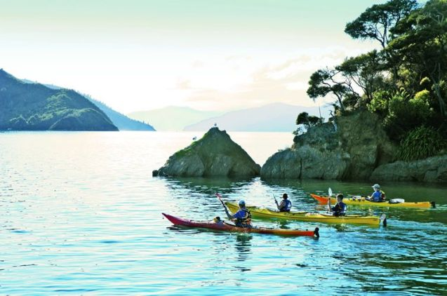 marlborough-sounds-camping