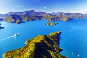 Marlborough Sounds Cruise