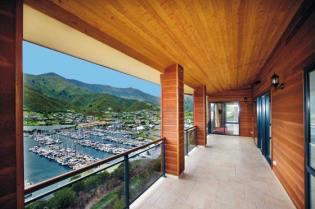 luxury accommodation Marlborough