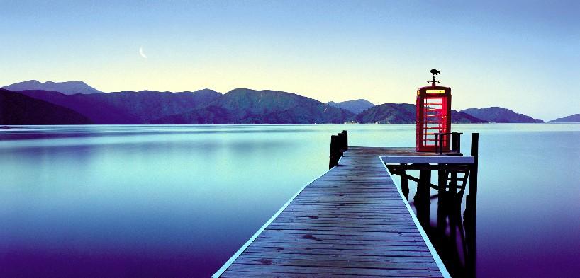 Marlborough sounds adventures